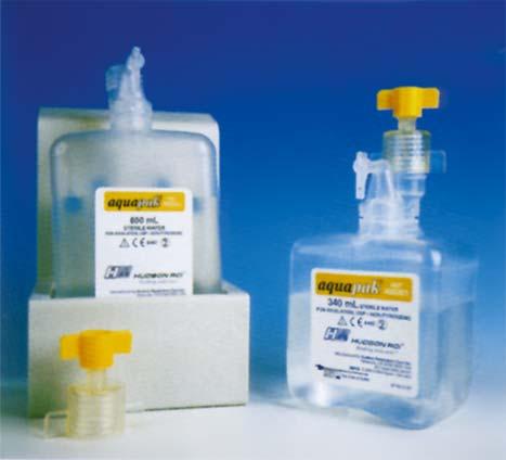 Aquapak Sterilwassersystem 340 ml